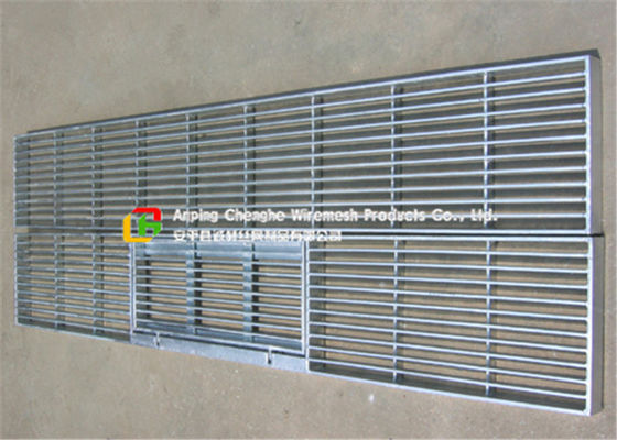 HDB 1800X300 Galvanized House Drain Grating for Sump from Anping Hebei